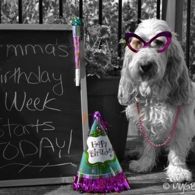 Let Emma's Birthday Week Begin!