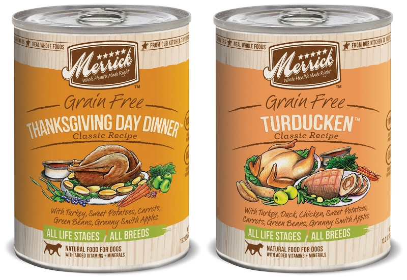 My GBGV Life Merrick Canned Food