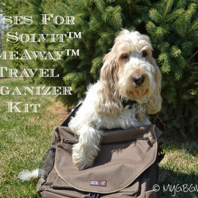4 Uses For A Travel Organizer Kit {Giveaway}