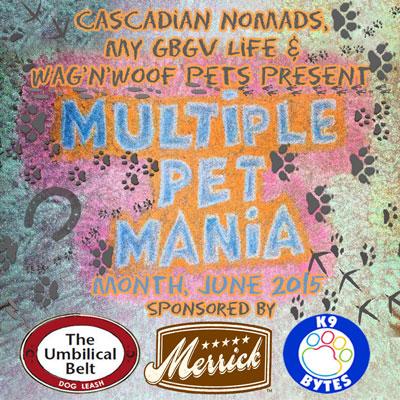 My GBGV Life multiple pet mania badge