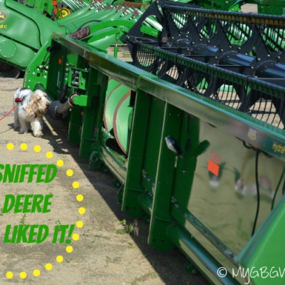 I Sniffed John Deere And Liked It