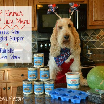 Chef Emma's 4th of July Menu