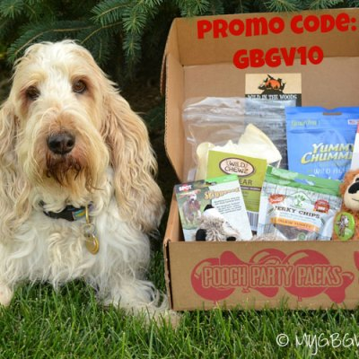 Get Wild In The Woods #PoochPartyPacks