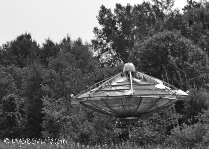 My GBGV Life missing UFO