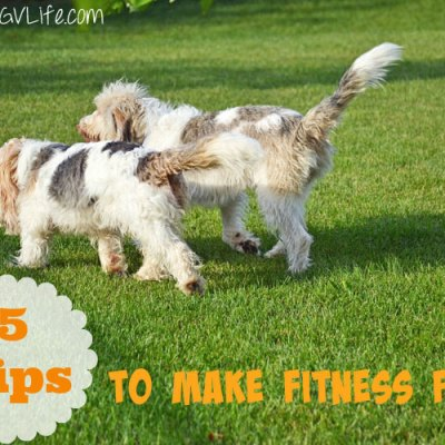 5 Tips To Make Fitness Fun