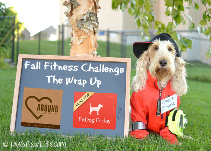 My GBGV Life Fall Fitness Challenge Wrap Up