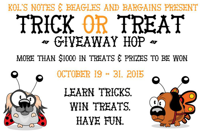 My GBGV Life trick or treat giveaway hop