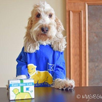 Got Malczewski's Easter Lamb Butter?