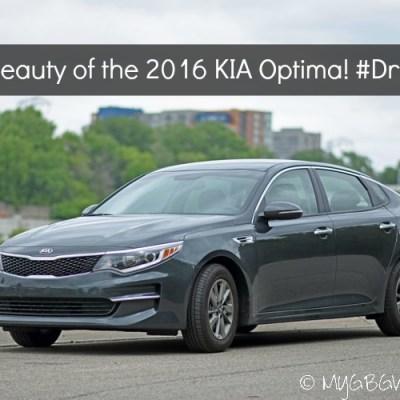 The 2016 KIA Optima – The Next Generation #DriveKIA