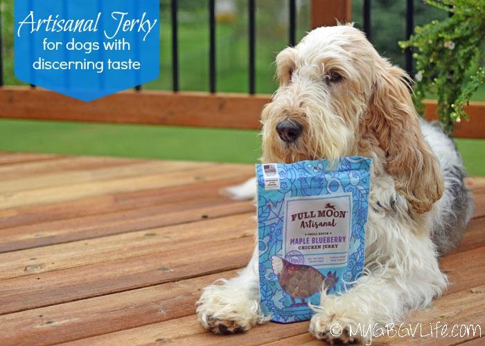 My GBGV Life Artisanal Jerky For Dogs With Discerning Taste