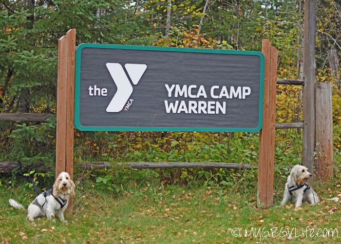 My GBGV Life What Happens At Camp Warren Stays At Camp Warren Unless...