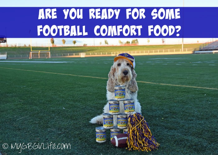 My GBGV Life Are You Ready For Some Football Comfort Food?