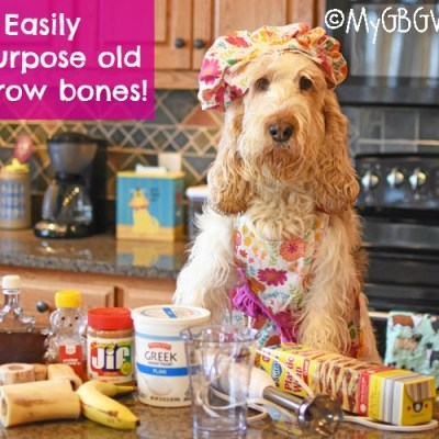 Easily Repurpose Old Marrow Bones With My Recipe