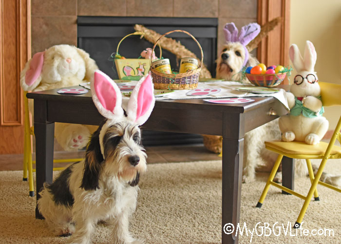 Easter Brunch Rabbit Party Hosted By Hounds