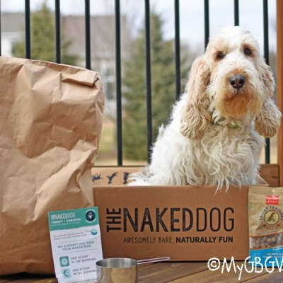 Naked Dog Food – Healthy, Affordable, Personalized from The Naked Dog