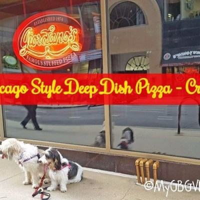 Chicago Style Deep Dish Pizza – Crust?