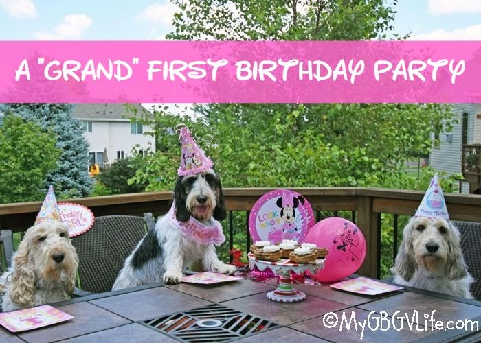 """My GBGV Life A """"Grand"""" First Birthday Party For Madison"""