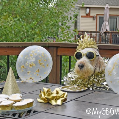 A Grand Golden Birthday Celebration