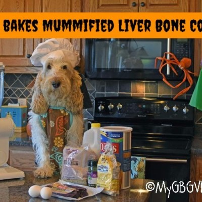 Chef Emma Bakes Mummified Liver Bone Cookies