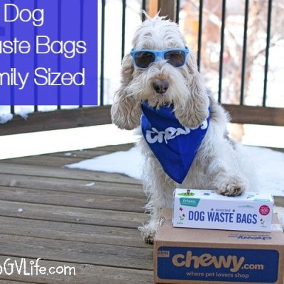 Dog Waste Bags – Family Sized #ChewyInfluencer