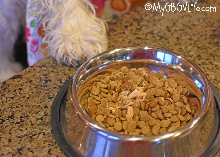 My GBGV Life Tasty Freeze Dried Protein Snacks For The Entire Fur Family
