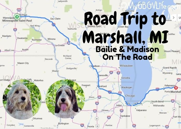 My GBGV Life A Bad Road Trip To Marshall, MI - Looking For The Positives