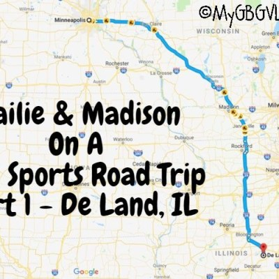 A Dog Sports Road Trip – Part 1 De Land, IL
