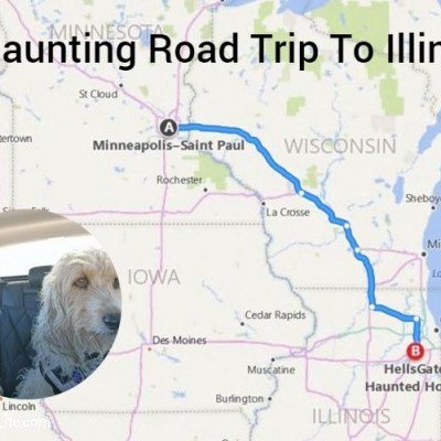 Hells Gate Haunted House – A Haunting Road Trip To Illinois