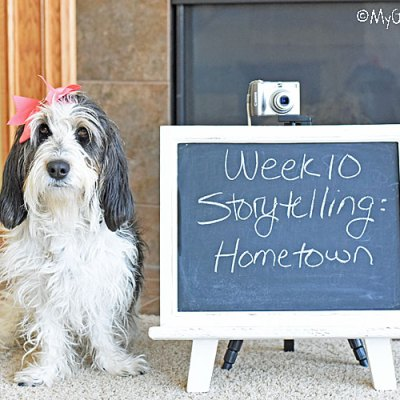 Story Telling – The Story Of Your Hometown #DogwoodWeek10