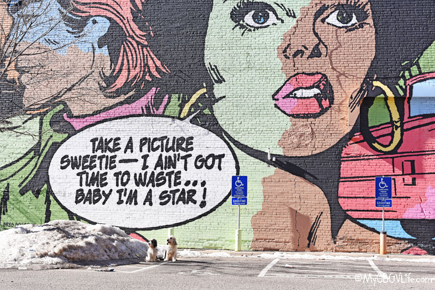 My GBGV Life Take A Picture - Another Fun Street Art Mural