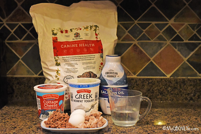 My GBGV Life food ingredients