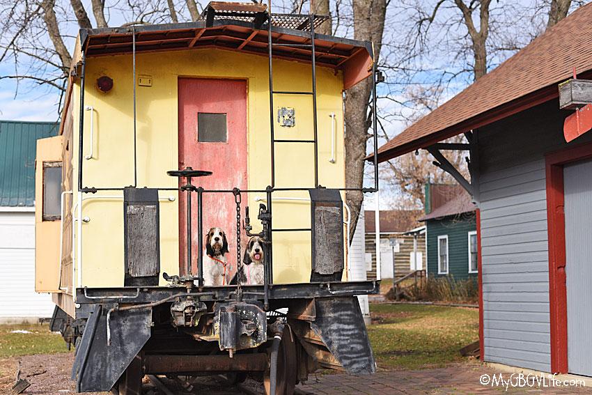 My GBGV Life old rail car