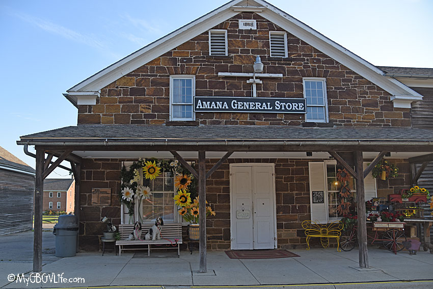 My GBGV Life The general store