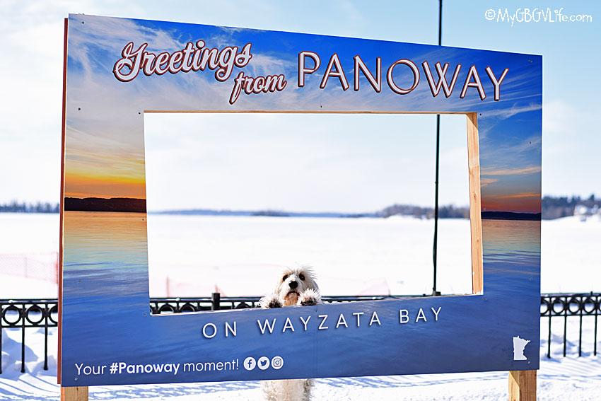 My GBGV Life #Panoway photo frame