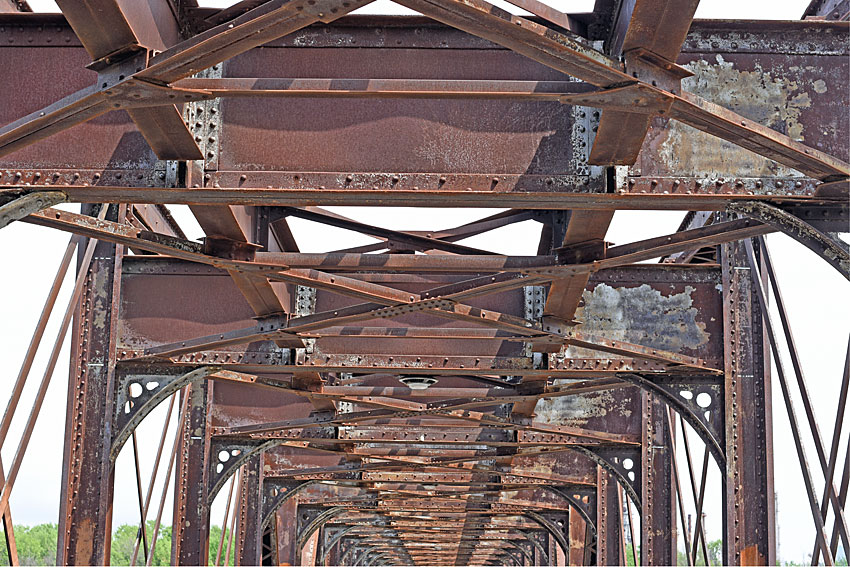 My GBGV Life bridge steel
