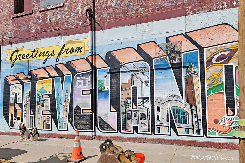 My GBGV Life Mural Postcards From The State Of Ohio