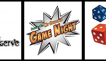 Family Game Night June 2015