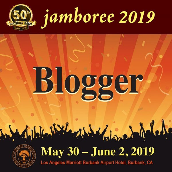SCGS Jamboree, #SCGS2019