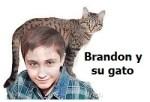 1 Brandon y su gato