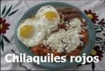 1 chilaquiles rojos