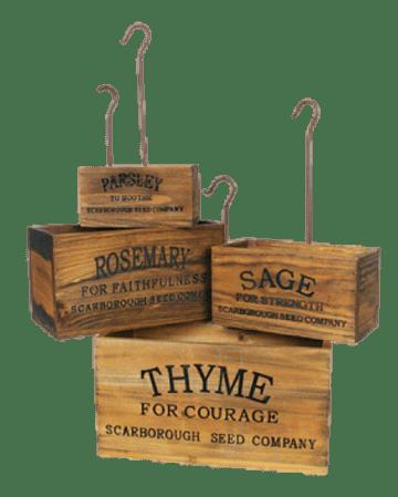 feeder boxes