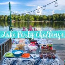 Lake Party Challenge