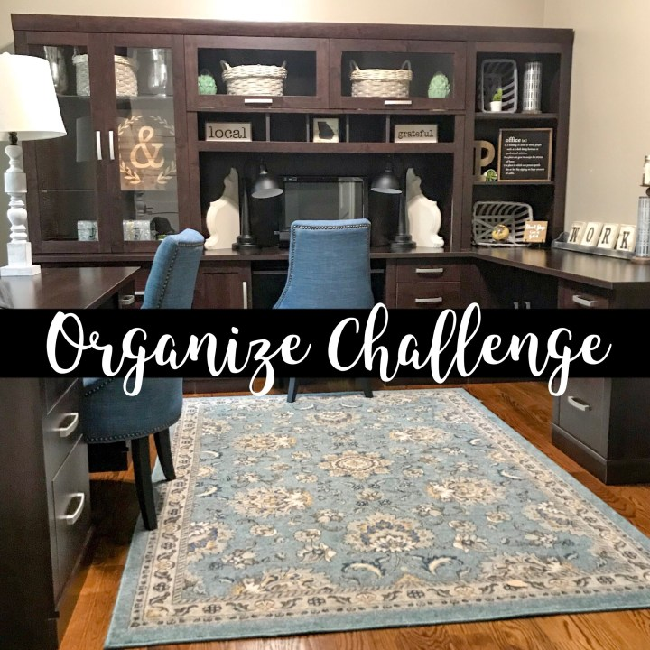 Office Organiztion Challenge