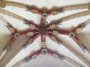 15th-century ceiling decoration