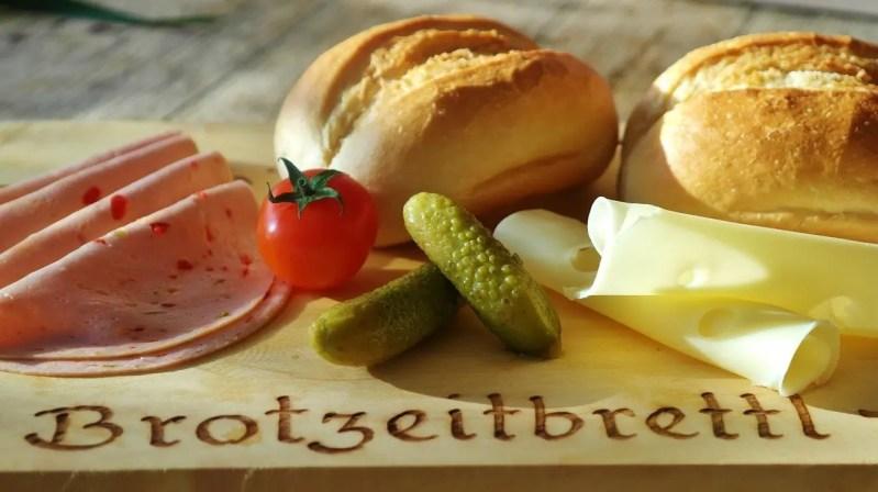 Traditional Brotzeit