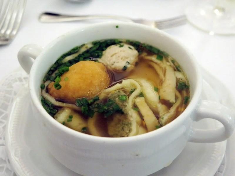 Swabian Marriage Soup