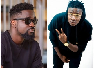 Guess What! Sarkodie & Fancy Gadam Has A Surprise For Us - Find Out