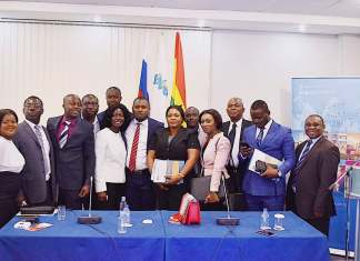 Ghana Ranked 6th Partner to Russia