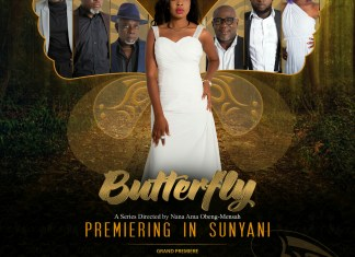 Butterfly drama series set to premiere in Sunyani