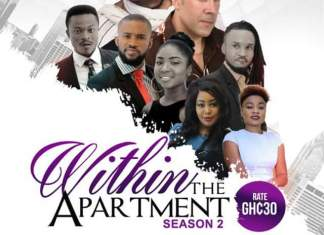 'Within The Apartment' series premiering in Ghana features fast rising Nigerian actors